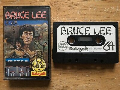 Bruce Lee tape and cover